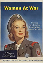 Women at War Poster