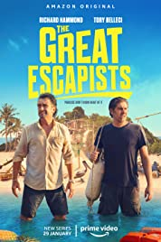 The Great Escapists (2021) poster