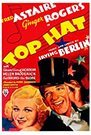 Top Hat(1935) Poster - Movie Forum, Cast, Reviews