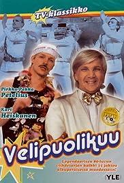 Velipuolikuu Poster