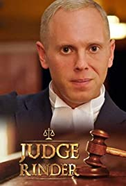 Judge Rinder Poster - TV Show Forum, Cast, Reviews