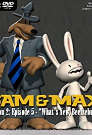 Sam and Max: What's New Beelzebub Poster