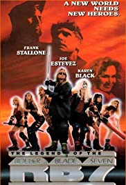 Legend of the Roller Blade Seven Poster