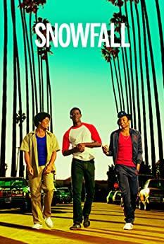 Malcolm M. Mays, Damson Idris, and Isaiah John in Snowfall (2017)