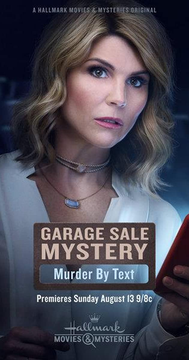 Watch Garage Sale Mystery Murder By Text 2017 Online