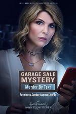 Garage Sale Mystery Murder by Text(2017)