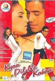 Kyaa Dil Ne Kahaa Poster