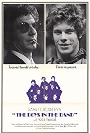 The Boys in the Band (1970) Poster - Movie Forum, Cast, Reviews