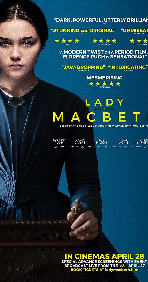Lady Macbeth (2016) - IMDb