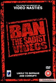 Ban the Sadist Videos! Poster
