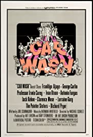 Car Wash (1976) Poster - Movie Forum, Cast, Reviews