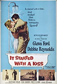 It Started with a Kiss (1959) Poster - Movie Forum, Cast, Reviews