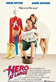 Hero at Large (1980) Poster - Movie Forum, Cast, Reviews