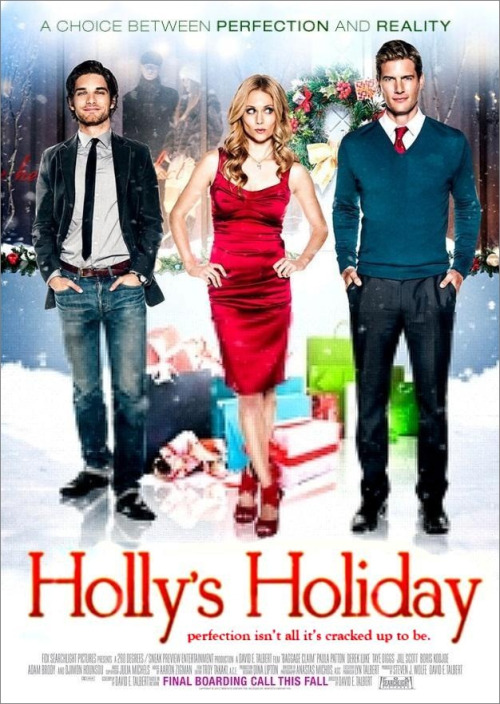 Resultado de imagen de holly's holiday poster