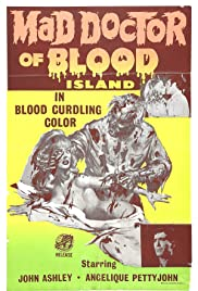 Mad Doctor of Blood Island (1968) Poster - Movie Forum, Cast, Reviews