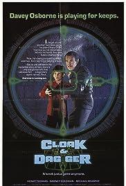Cloak & Dagger(1984) Poster - Movie Forum, Cast, Reviews