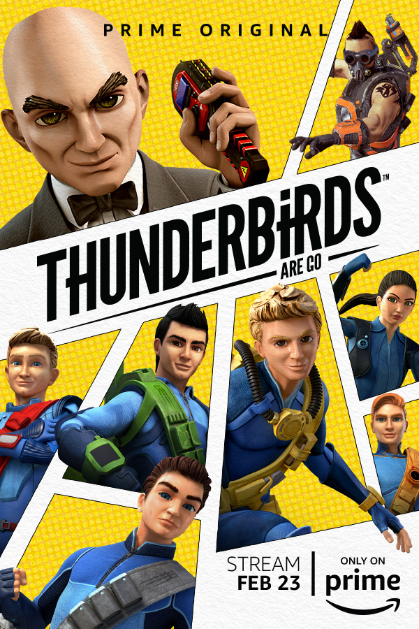 thunderbirds are go tv series 2015� imdbpro
