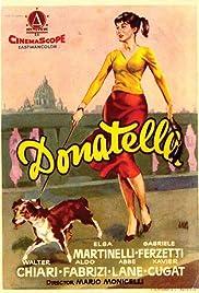 Donatella Poster