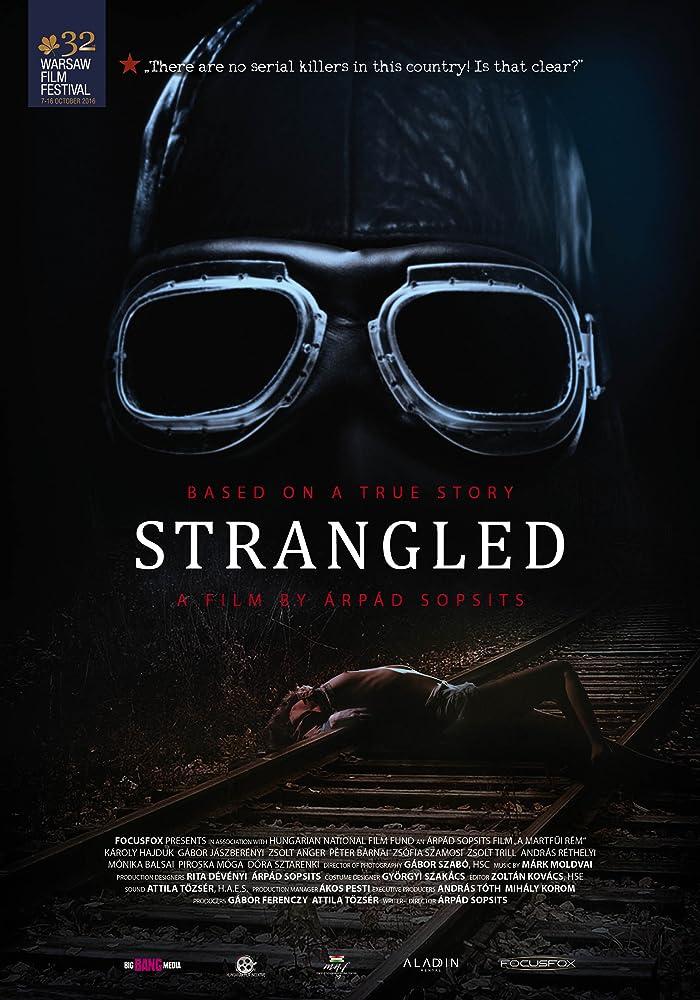 Strangled BluRay