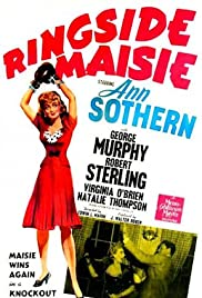 Ringside Maisie (1941) Poster - Movie Forum, Cast, Reviews