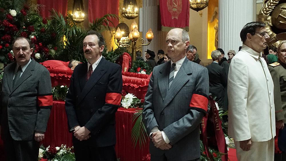 The Death of Stalin – Ο θάνατος του Στάλιν