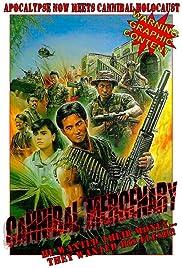Cannibal Mercenary Poster