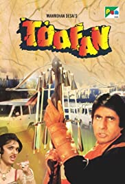 Toofan (1989) Poster - Movie Forum, Cast, Reviews
