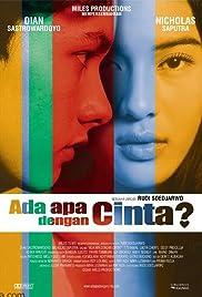 Ada apa dengan cinta? Poster