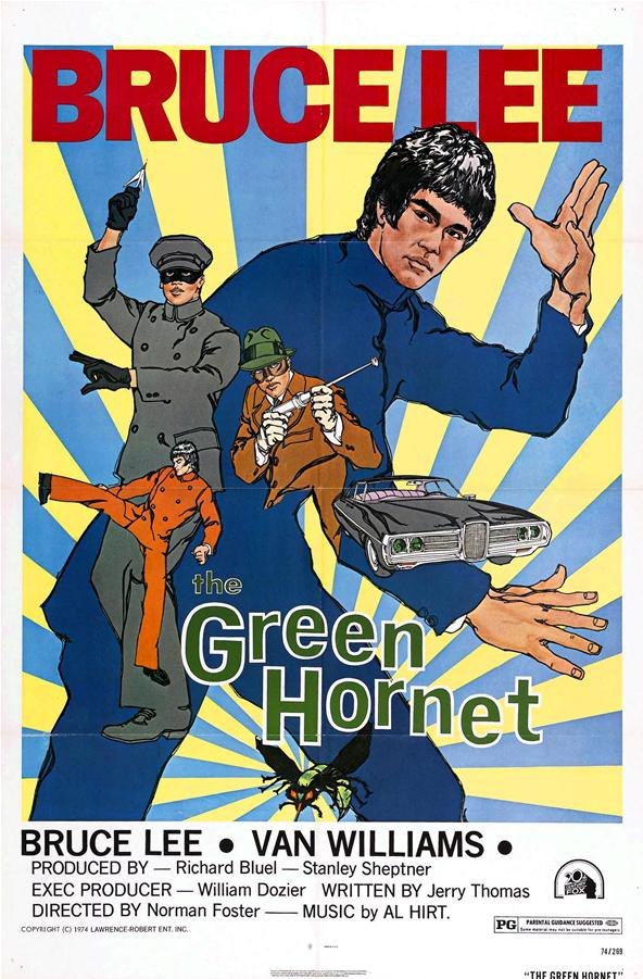 Image The Green Hornet Watch Full Movie Free Online