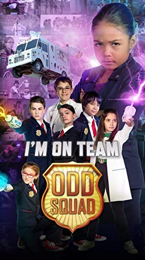 Movie Odd Squad: The Movie (2016)