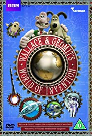 Wallace and Gromit's World of Invention Poster