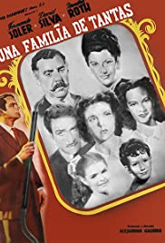 Una familia de tantas (1949) Poster - Movie Forum, Cast, Reviews