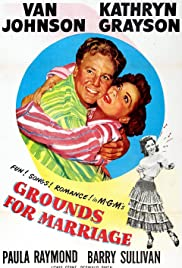 Grounds for Marriage Poster