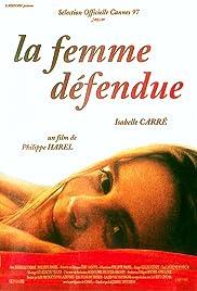 La femme défendue Poster