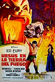 Ursus in the Land of Fire Poster