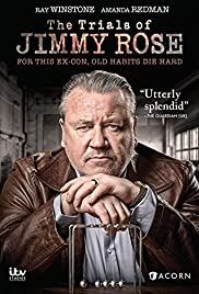 The Trials of Jimmy Rose Poster - TV Show Forum, Cast, Reviews