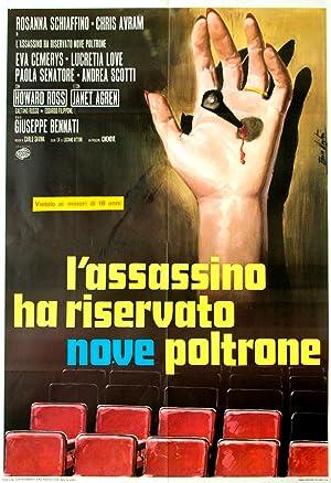 The Killer Reserved Nine Seats (1974)
