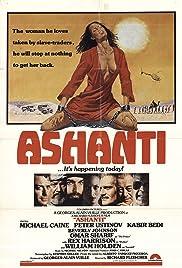 Ashanti(1979) Poster - Movie Forum, Cast, Reviews