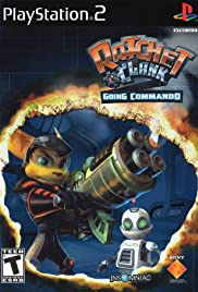 Ratchet & Clank: Going Commando (2003) Poster - Movie Forum, Cast, Reviews