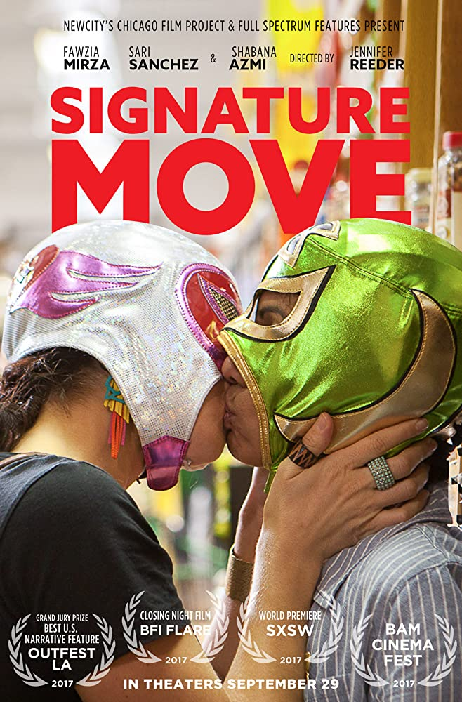 مشاهدة فيلم Signature Move 2017 مترجم