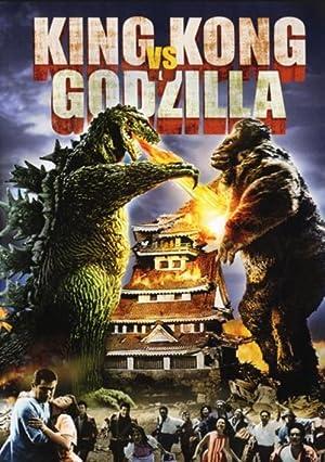 King Kong vs Godzilla (1971)