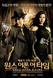 Once Upon a Time in Corea Poster