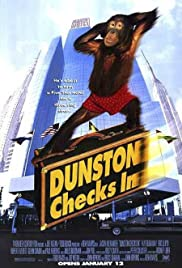 Dunston Checks In (1996) Poster - Movie Forum, Cast, Reviews