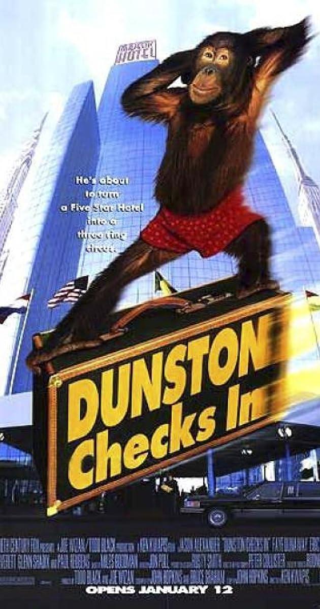 Išdykėlis Danstonas / Dunston Checks In (1996) online