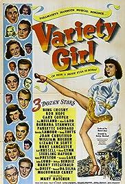 Variety Girl(1947) Poster - Movie Forum, Cast, Reviews