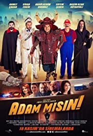 Adam misin! (2016) Poster - Movie Forum, Cast, Reviews