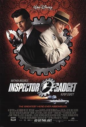 Poster Inspektor Gadget