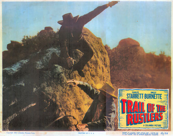 Trail of the Rustlers Watch Full Movie Free Online