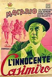 L'innocente Casimiro Poster