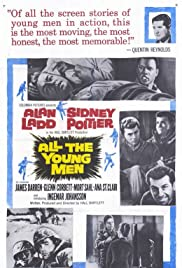 All the Young Men(1960) Poster - Movie Forum, Cast, Reviews